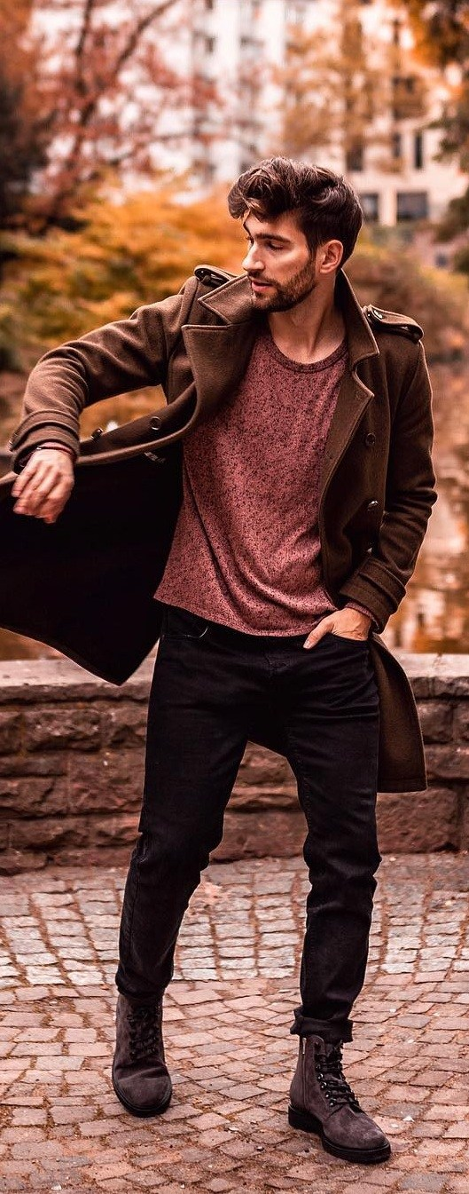 Best Outfit Ideas For Men With Good Physique