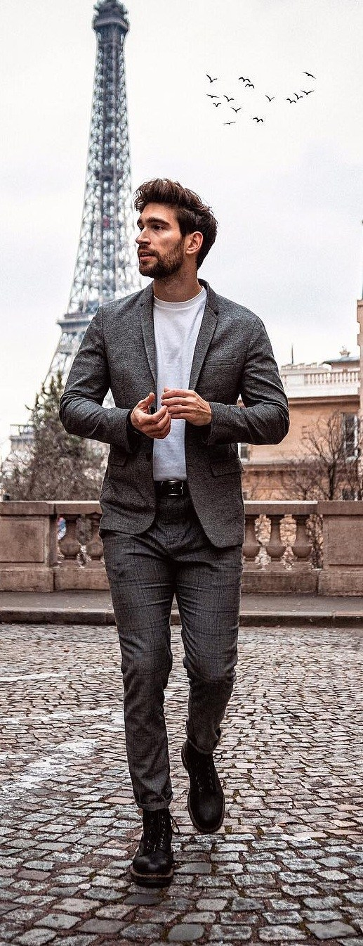 Outfit Ideas For Men With Good Physique To Steal