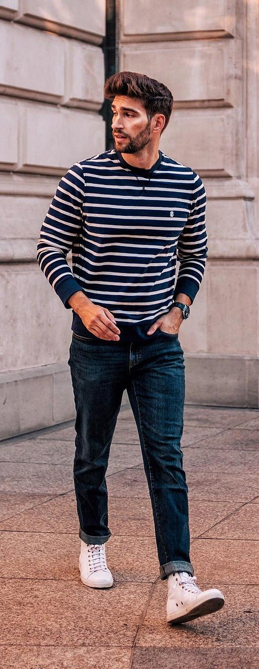 Outfit Ideas For Men With Good Physique