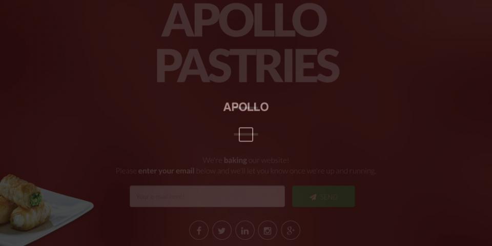 Apollo Pastries