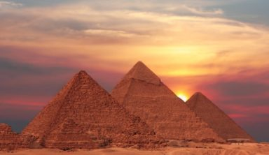 Archaeologists Just Found A Hidden Chamber In The Great Pyramid