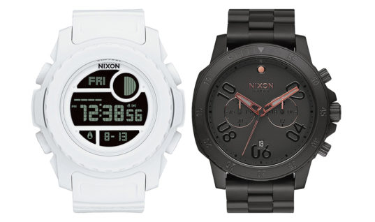 Our 10 Favorite Nixon Watches You Can Cop Right Now