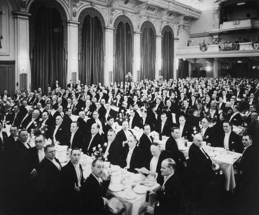 The Royal Warrant Holders Association Annual Dinner