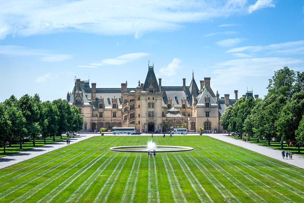 Biltmore Estate in Asheville