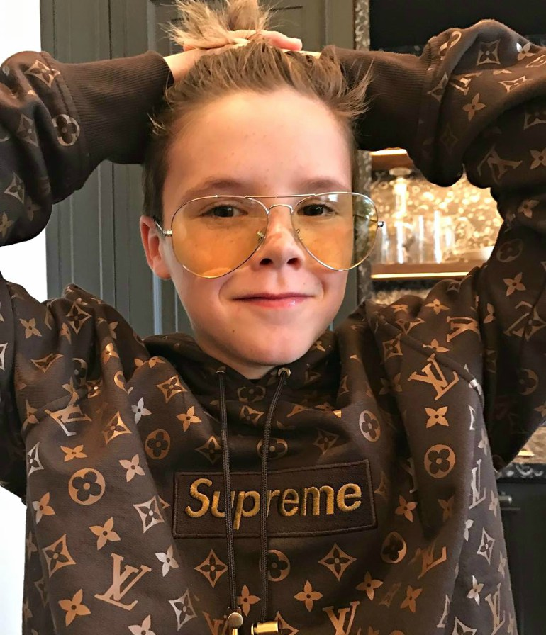 2c3880e848d8 16 Celebrities You Probably Didn t Know Were Supreme Fans • Buzz ...