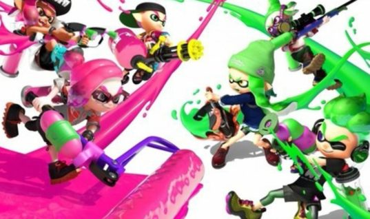 Nintendo on giving Splatoon 2 another fresh lick of paint