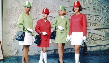 air travel back in the 1960s
