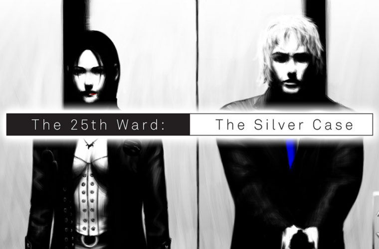 The Silver Case on PS4
