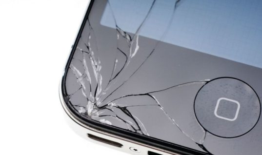 Shattered phone screen? Soon you may only need to apply pressure to get rid of cracks
