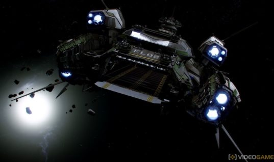 Star Citizen developers sued by Crytek