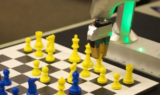 Robot Learns Chess in 4 Hours, Then Defeats Grandmaster Bot