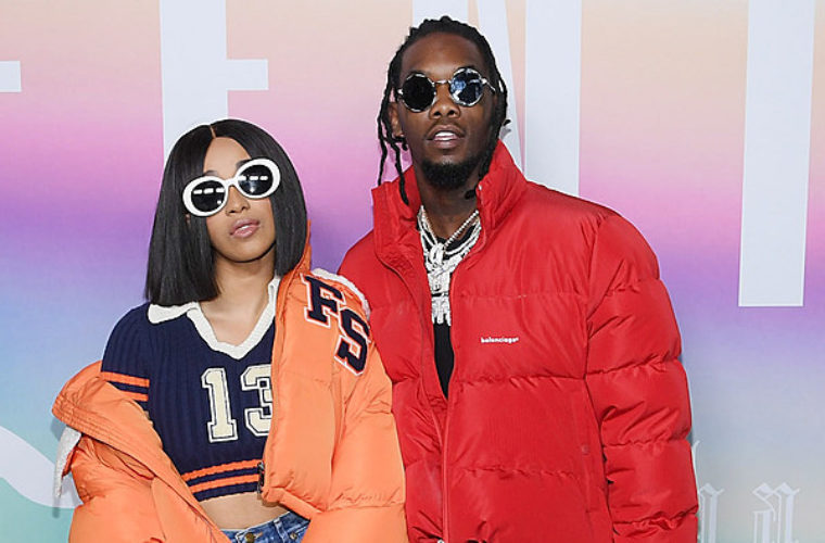 Offset Is Accused of Cheating on Cardi B, Fans Are Devastated