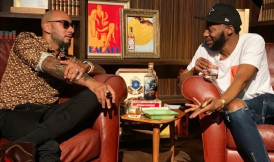 Cigar Talk: @NajiChill x @TheRealSwizzz