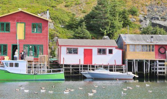 Oh, Canada! Four Days in St John's, Newfoundland