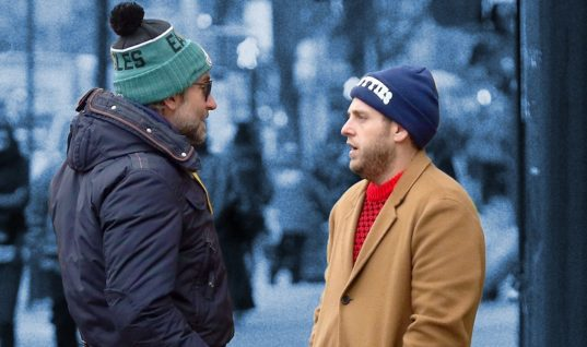 A Graphic Winter Beanie Is the Easy Off-Duty Style Upgrade You Should Be Making Right Now Photos
