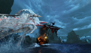 ArcheAge's new Maelstrom update brings freeform crafting and creatures of the deep