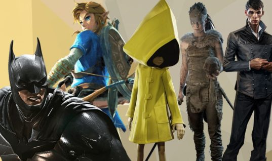 Alice's games of the year 2017