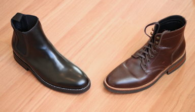 Black Boots vs. Brown Boots