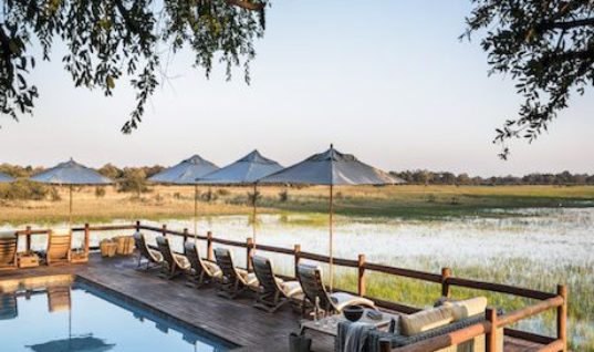 Botswana's top 5 romantic retreats for 2018