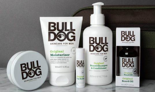 Bulldog Skincare Keeps it Sweet with New Sugarcane Packaging