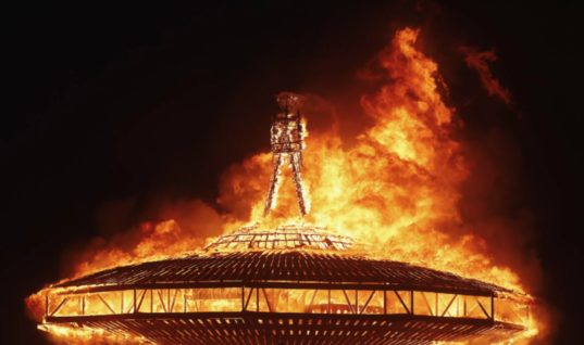 Burning Man Looks To Expand Attendance To 100,000