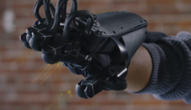 Haptx is working on VR's long-awaited touch glove