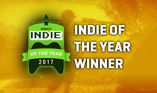 Players Choice Indie of the Year 2017 feature