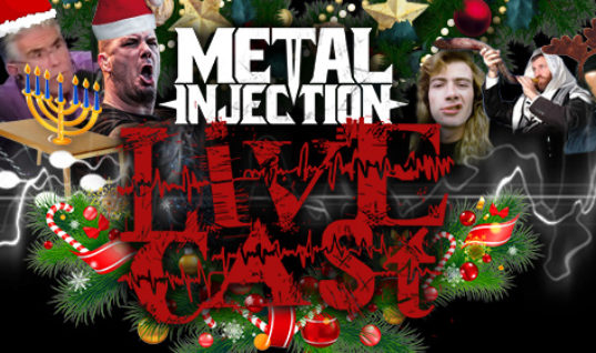 METAL INJECTION LIVECAST #443 – Corporate Loni
