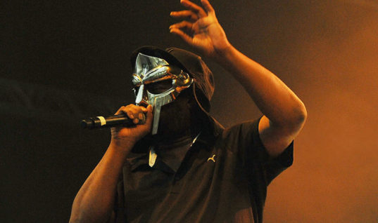 MF DOOM Mourns Death of 14-Year-Old Son