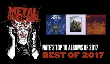 Nate's Top 10 Albums of 2017