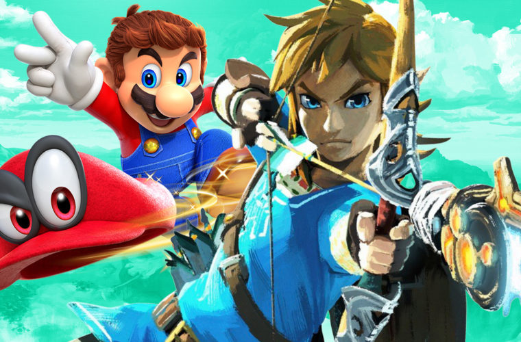 What Mario Odyssey, Breath of the Wild Developers Thought About Each Other's Games