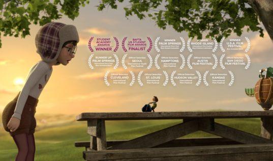 SOAR: An Animated Short