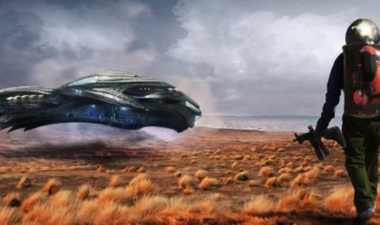Area 51 Worker Claims He Piloted a UFO and Traveled in Time