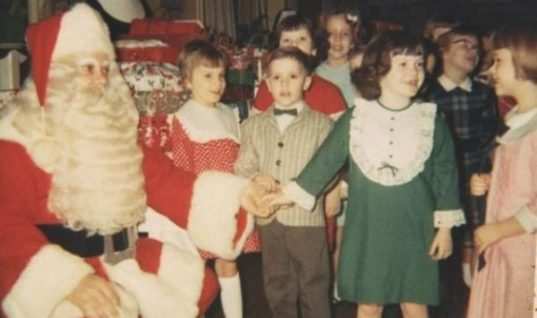 Sweet Photos That Capture Christmas At St. Joseph Orphanage In The 1960s