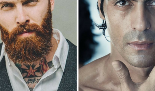 The Beard vs The Clean Shave