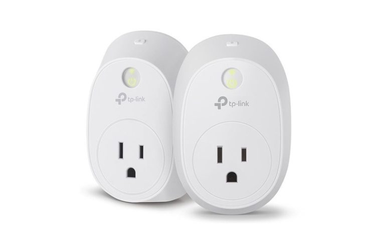 Control your devices anywhere with a $40 two-pack of TP-Link Smart Plugs