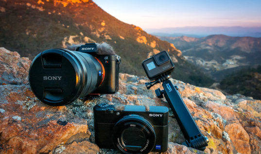 How To Choose The Best Travel Camera