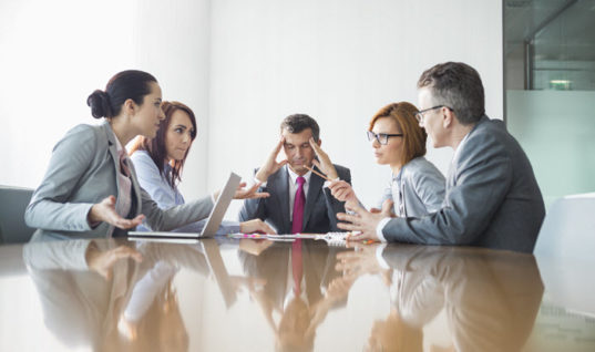 The 3 Types of People That Ruin Meetings