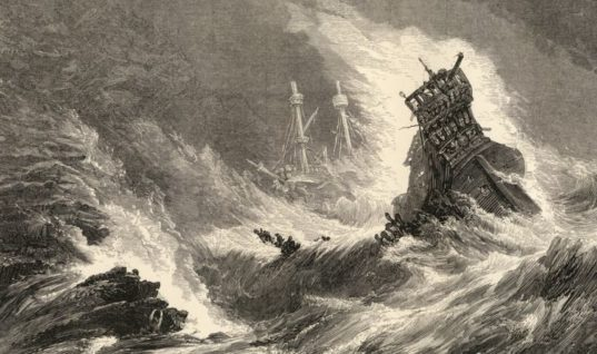 Ancient Shipwrecks Are a Treasure Trove of Climate Data