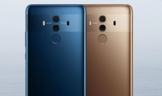 Watch out, iPhone X. Huawei Mate 10 Pro is coming to the US next year in a big way