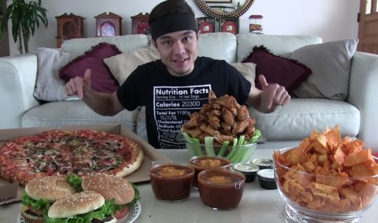10 Insane Eating Challenges Completed By Competitive Eater Matt Stonie