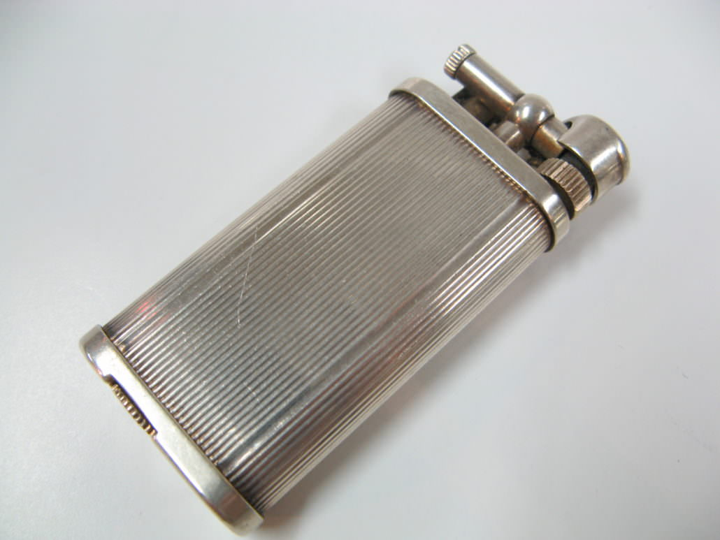 A Dunhill cigar lighter