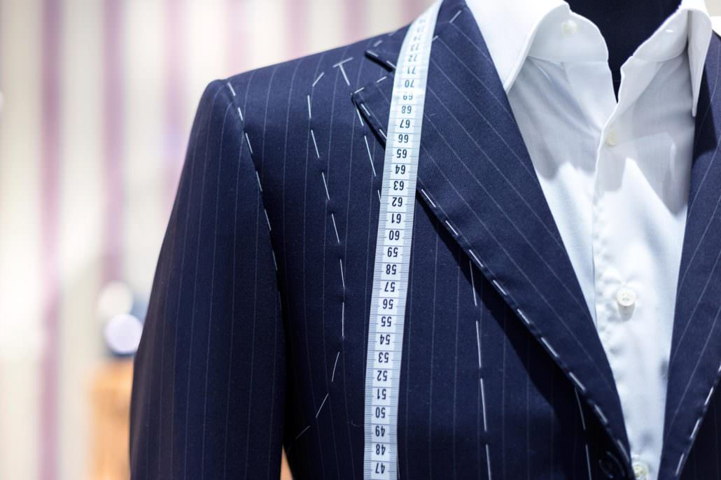 A bespoke suit boosts your confidence and elegance