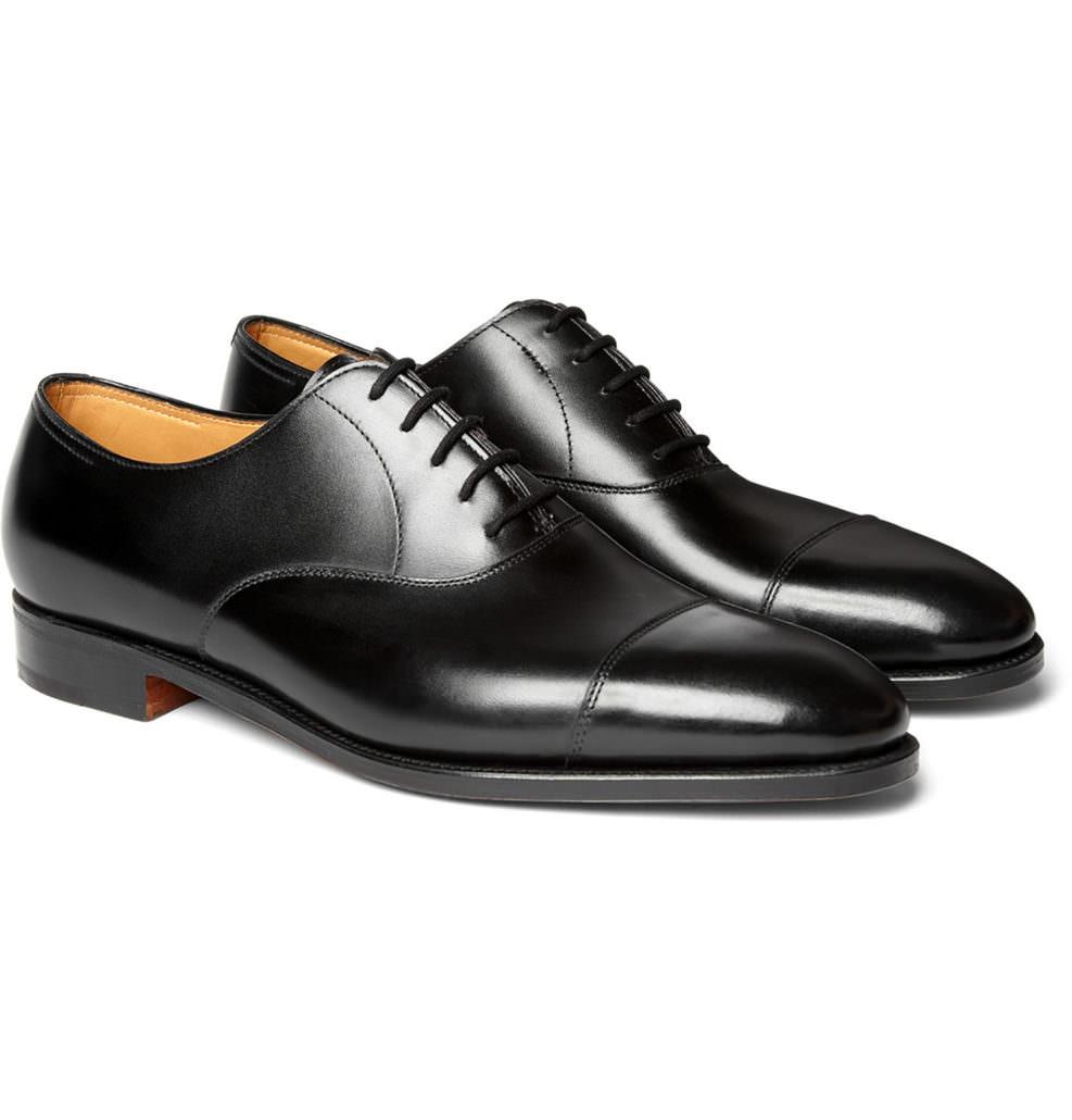 John Lobb City II Oxford shoes