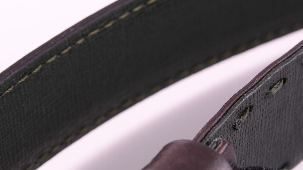 High-Quality Belts with folded edges