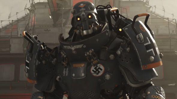 Wolfenstein 2 launch trailer