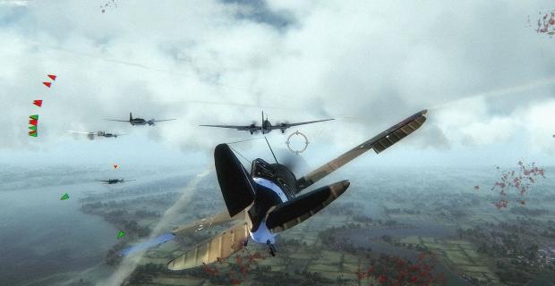 Flying Tigers Screenshot