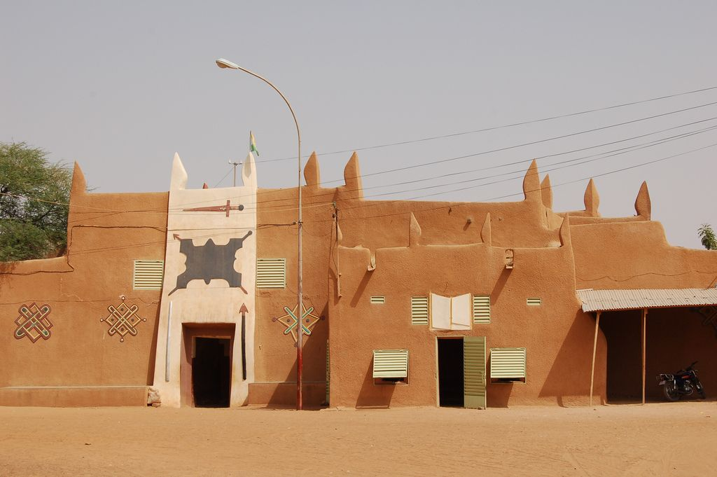 Sultan's Palace of Zinder