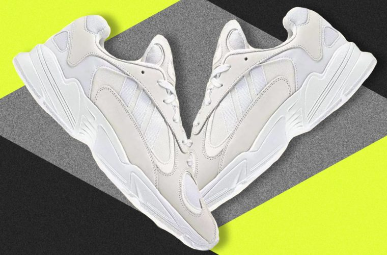 separation shoes 6c897 2d222 The Adidas Yung 1 Is Basically a Mainstream Yeezy Boost 700