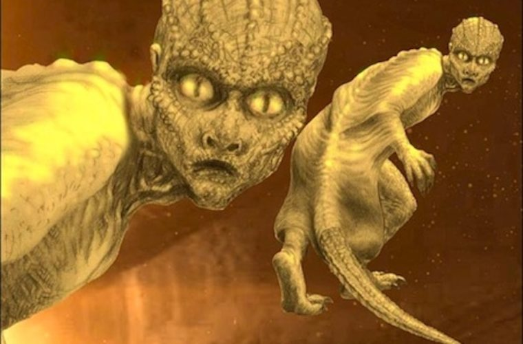5 Alien Races Supposedly Visiting Earth!